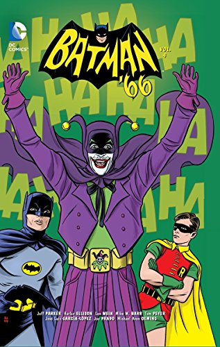 Batman 66 Volume 4
