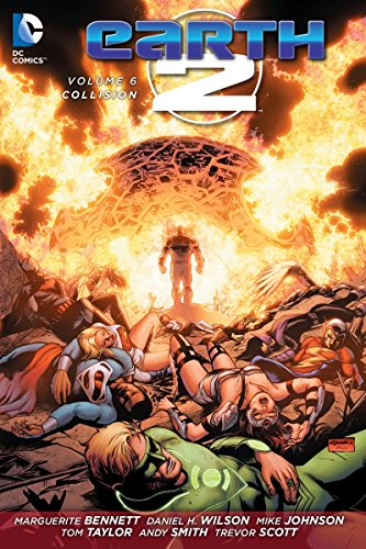 Earth 2 Vol. 6: Collision (The New 52)