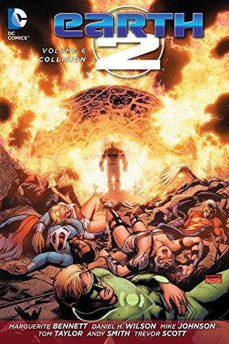 Earth 2 Vol. 6 (The New 52)