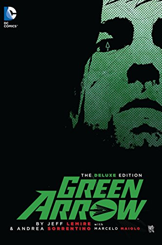 9781401257613: Green Arrow By Jeff Lemire Deluxe Edition HC