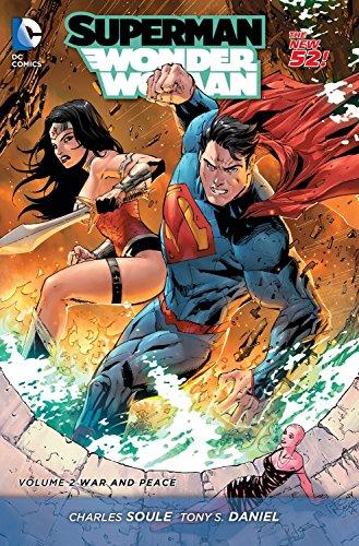 9781401257675: Superman Wonder Woman TP Vol 2 War And Peace