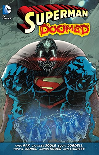 9781401257699: Superman: Doomed (Superman: The New 52!)