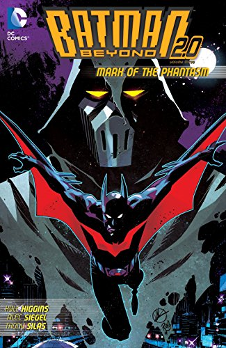 9781401258016: Batman Beyond 2.0 Volume 3: Marked Soul TP