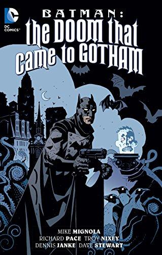 9781401258061: Batman: The Doom That Came To Gotham