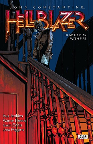 9781401258108: John Constantine, Hellblazer Vol. 12: How to Play with Fire