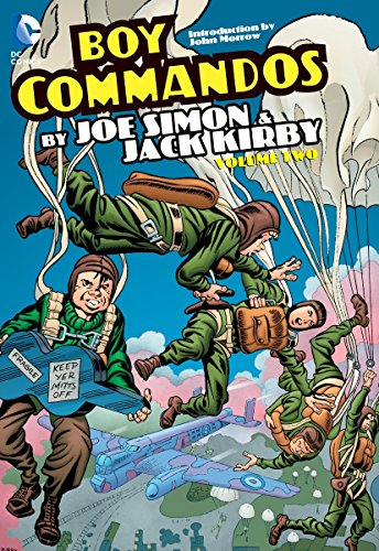 9781401258177: Boy Commandos by Joe Simon and Jack Kirby Vol. 2 (The Boy Commandos)
