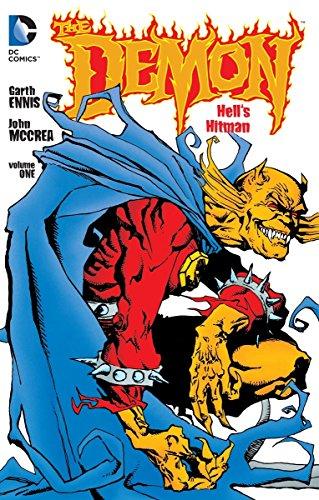 The Demon : Hell's Hitman: Garth Ennis