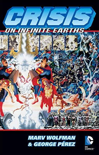 9781401258412: Crisis On Infinite Earths Deluxe Edition HC