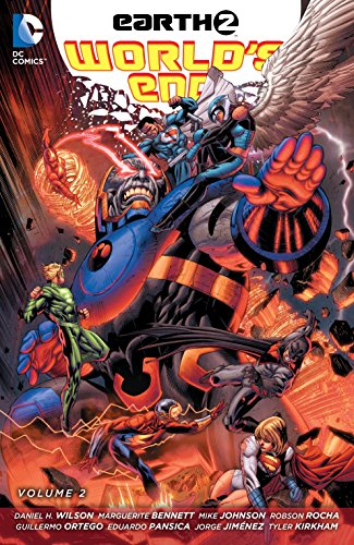 Earth 2 Worlds End Volume 2 The New 52