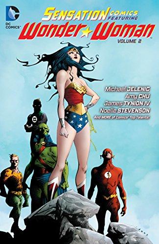 9781401258627: Sensation Comics Featuring Wonder Woman Vol. 2