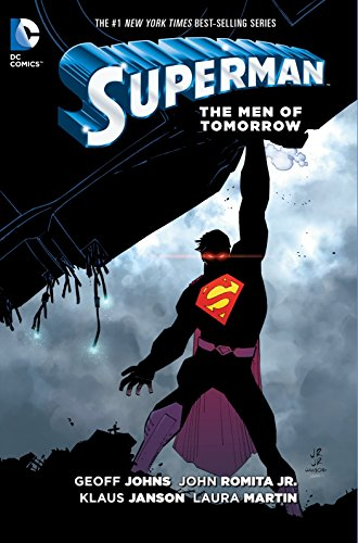 9781401258689: Superman The Men of Tomorrow TP