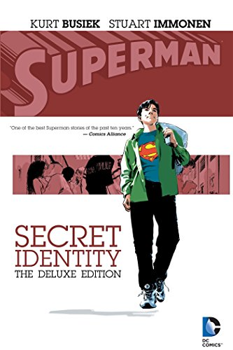 9781401258696: Superman Secret Identity Deluxe Edition HC