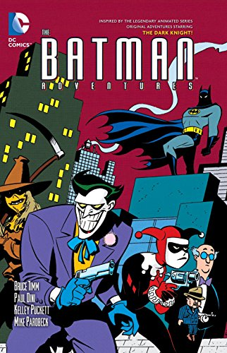 The Batman Adventures Vol. 3
