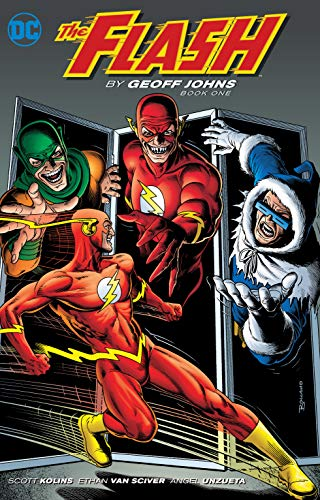 9781401258733: The Flash By Geoff Johns Book One