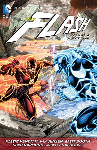 9781401258740: The Flash Vol. 6: Out Of Time (The New 52) (Flash (DC Comics Numbered))