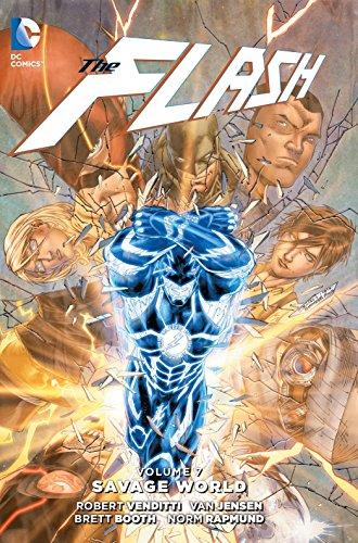 9781401258757: The Flash Vol. 7: Savage World (The New 52)