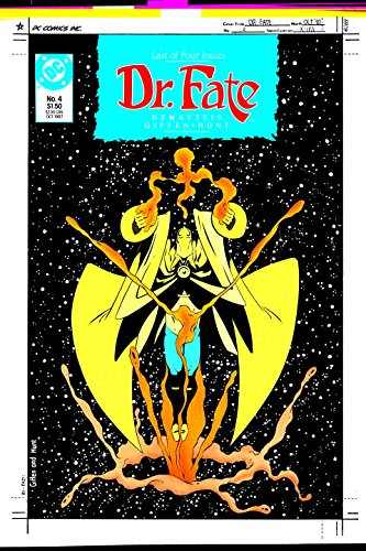 9781401258764: Immortal Doctor Fate TP