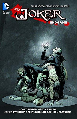 The Joker: Endgame: Tynion, James, Fletcher, Brenden, Snyder, Scott