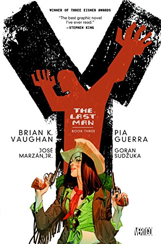 9781401258801: Y: The Last Man Book Three