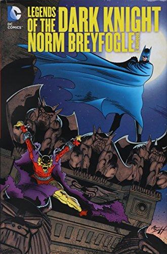Legends of The Dark Knight: Norm Breyfogle Vol. 1 (Batman): Grant, Alan