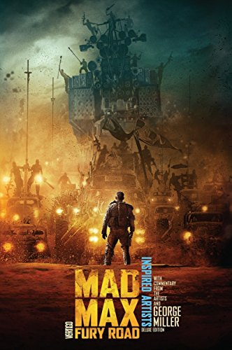9781401259037: Mad Max: Fury Road INSPIRED ARTISTS Deluxe Edition