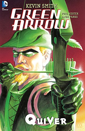 9781401259426: Green Arrow: Quiver (New Edition)