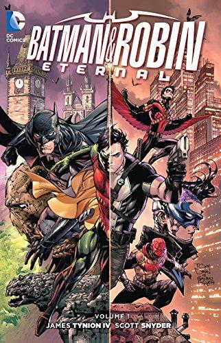 Batman and Robin Eternal Vol. 1: Scott Snyder; Tim Seeley
