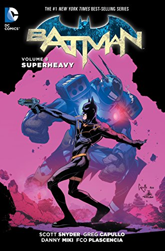 9781401259693: Batman Vol. 8: Superheavy (The New 52)