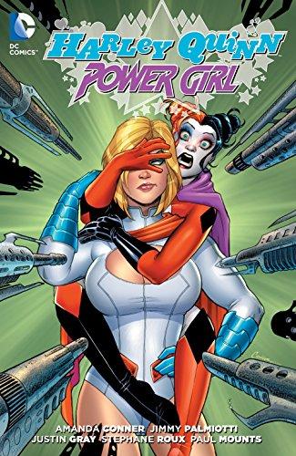 9781401259747: Harley Quinn and Power Girl