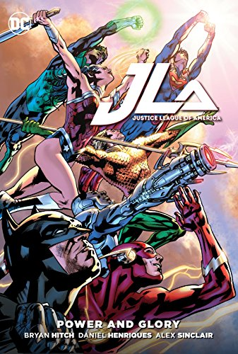 1: Justice League of America: Power Glory