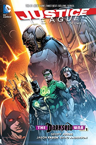 9781401259778: Justice League HC Vol 7 Darkseid War Part 1