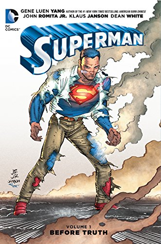 9781401259815: Superman HC Vol 1 Before Truth
