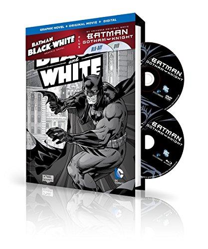 9781401260019: Batman: Black & White Vol. 1 Book & DVD Set