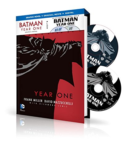 Batman: Year One Book & Dvd Set