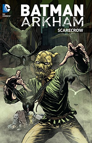 9781401260620: Batman Arkham Scarecrow TP