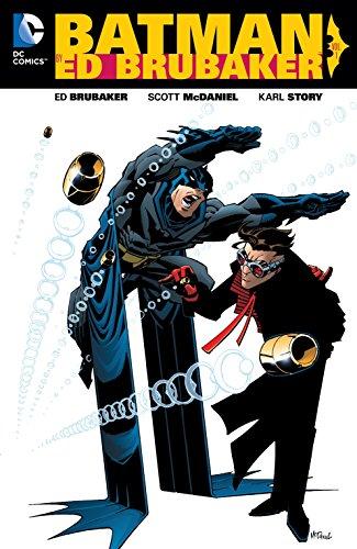 9781401260651: Batman by Ed Brubaker TP Vol 1