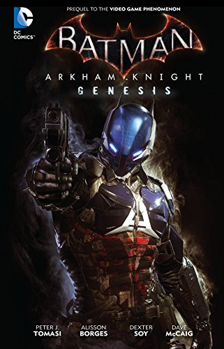 9781401260668: Batman: Arkham Knight Genesis