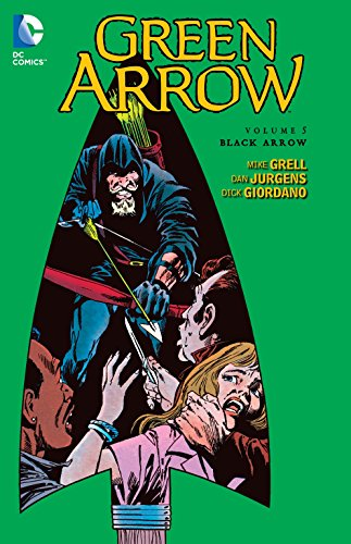 9781401260798: Green Arrow TP Vol 5 Black Arrow