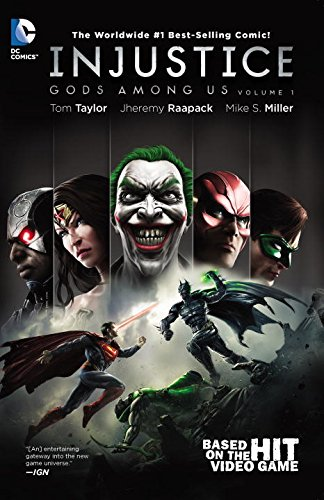 9781401260811: Injustice Year One: The Complete Edition