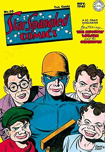 9781401260866: Newsboy Legion by Simon and Kirby Vol. 2