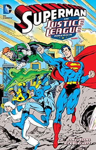 Superman and Justice League America Vol. 1