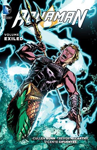 9781401260989: Aquaman Vol. 7: Exiled