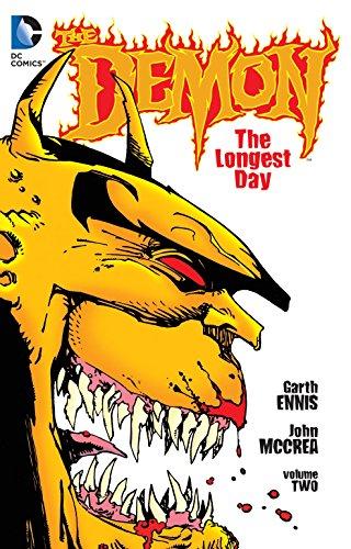 9781401260996: Demon The Longest Day TP