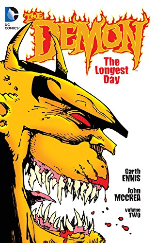 9781401260996: The Demon Vol. 2: The Longest Day