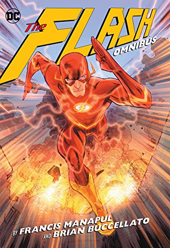 9781401261030: The Flash By Francis Manapul and Brian Buccellato Omnibus