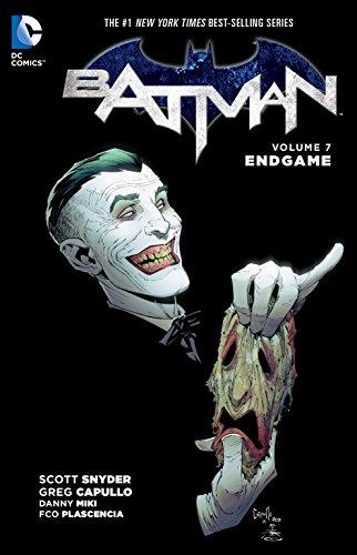9781401261160: Batman Vol. 7: Endgame (The New 52)