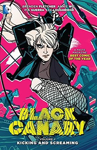 9781401261177: Black Canary Vol. 1: Kicking and Screaming