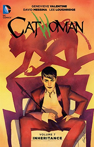 Catwoman TP Vol 7 (Paperback)
