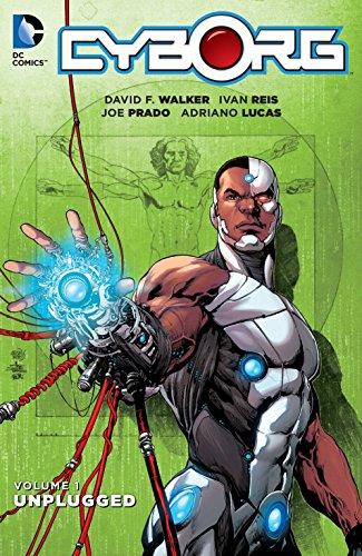 Cyborg TP Vol 01 Unplugged (Paperback)