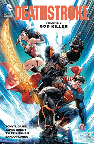 9781401261207: Deathstroke Vol. 2: God Killer